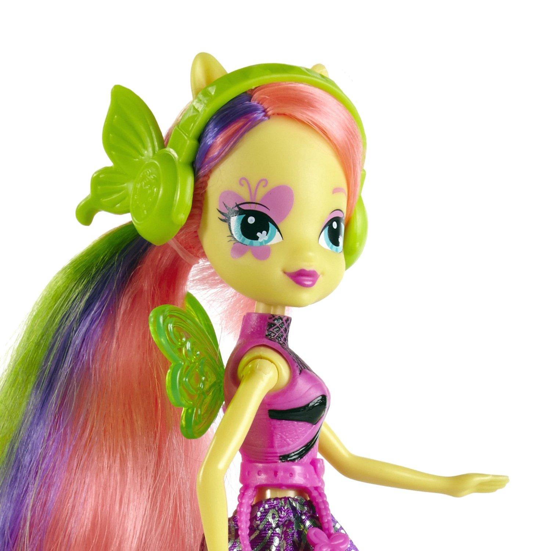 Картинки флатершай девушки эквестрии куклы