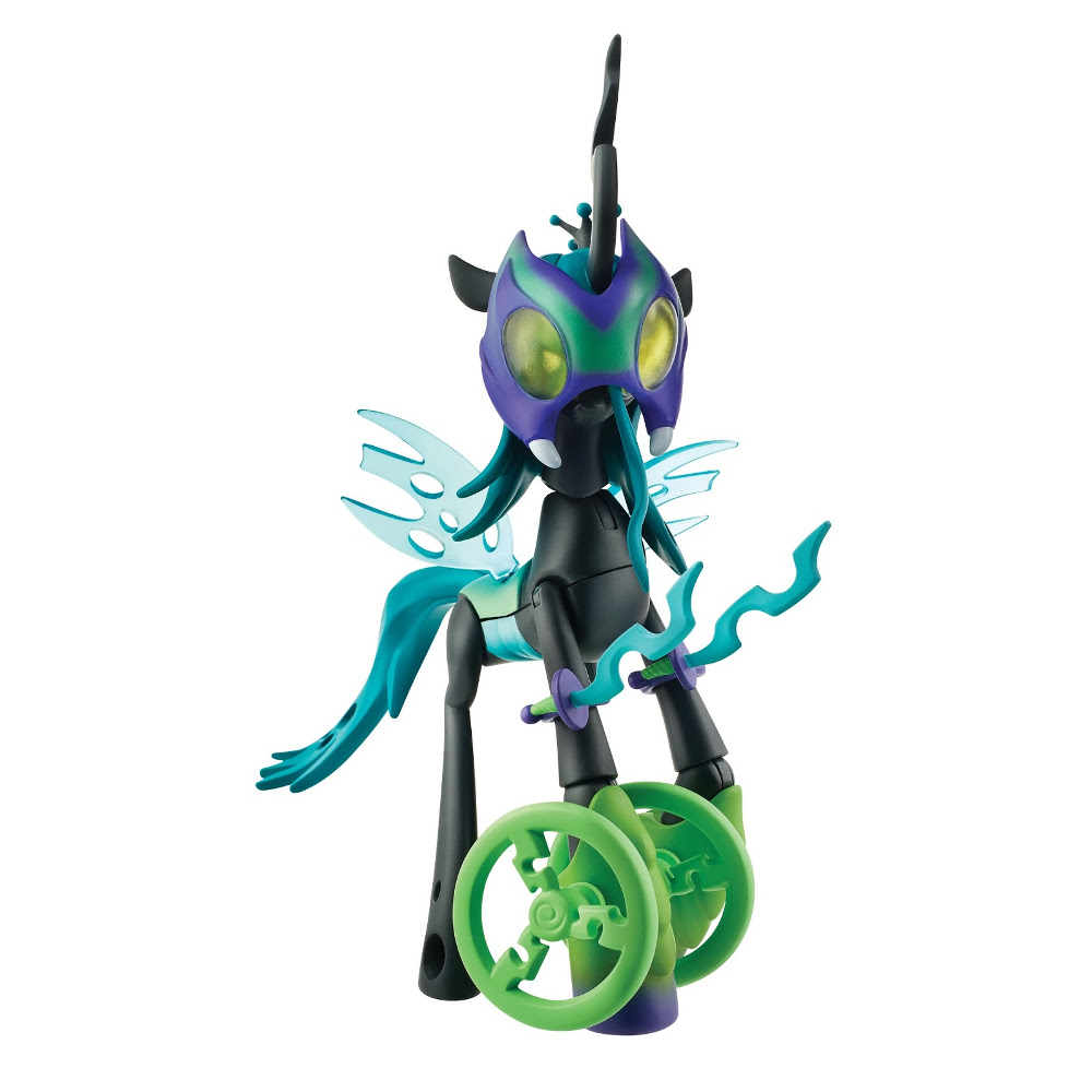 Hasbro b6009 My Little Pony Gardiens of Harmony Queen Chrysalis vs spike the DR