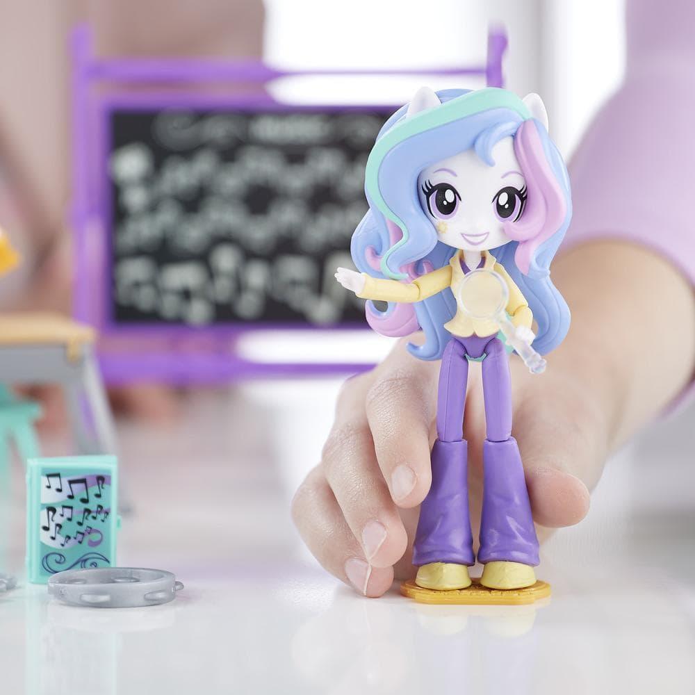 Класс принцессы Селестии Эквестрия Герлз Мини от Hasbro ...