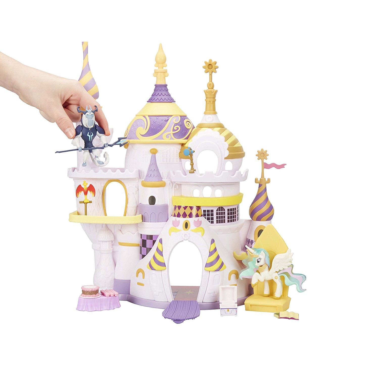 Игровой набор Замок Принцессы Селестии Кантерлот My Little ...