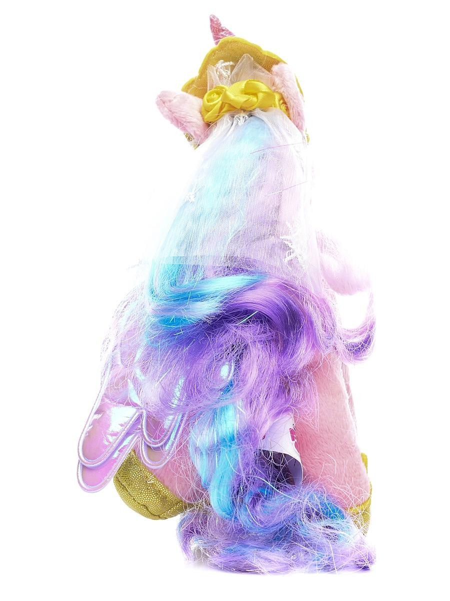 Мягкая игрушка пони Принцесса Каденс со звуком, 18 см ...