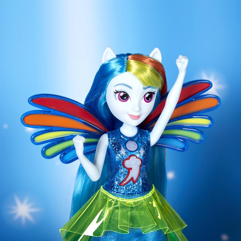 машинист кукла пони радуга именем