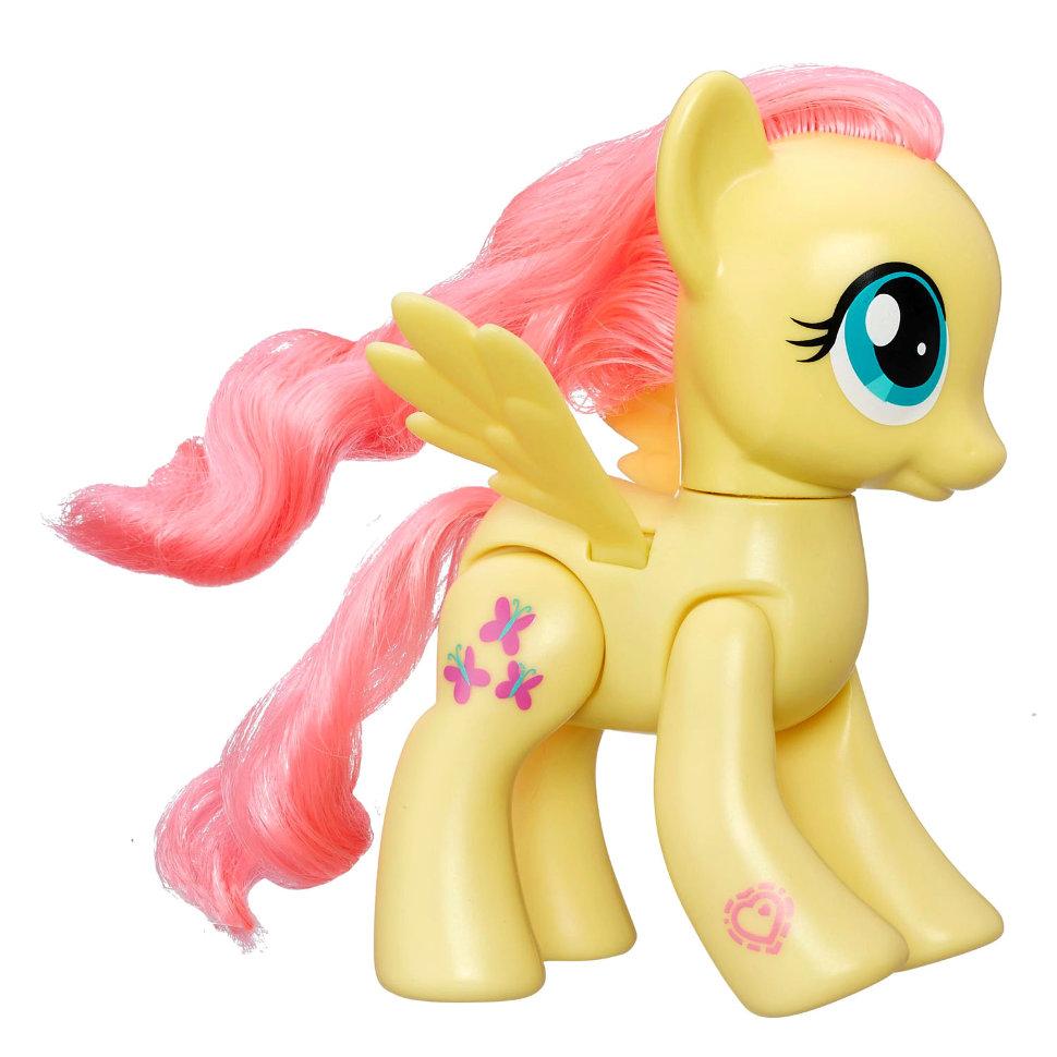 Пони-модница My Little Pony Флаттершай с артикуляцией ...