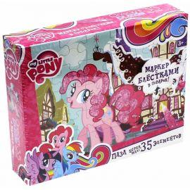 """Макси-пазл """"Пинки Пай"""" My Little Pony, 35 элементов, фото 1"""