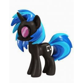 Эксклюзивная фигурка My Little Pony SDCC-2014 - DJ Pon-3 (Black), фото 1