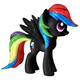 Эксклюзивная фигурка My Little Pony - Рэйнбоу Дэш (версия Black, с блеском), фото 1