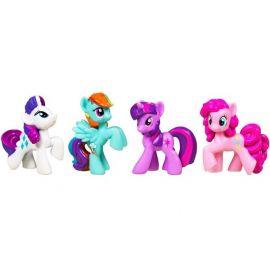 Набор мини-фигурок - Пинки Пай, Рэйнбоу Дэш, Твайлайт Спаркл, Рарити., фото 1