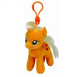 Мягкий брелок My Little Pony - Эплджек, 12 см, фото 1