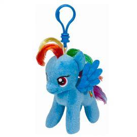 Мягкий брелок My Little Pony - Рэйнбоу Дэш, 12 см, фото 1