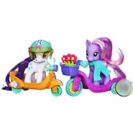 """Эксклюзивный набор """"Друзья на скутерах"""" - Рарити и Дейзи Дримс, фото 1"""