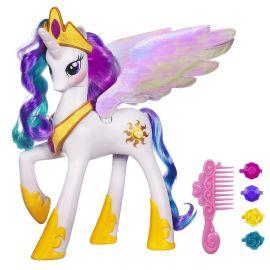 """Интерактивная игрушка пони """"Принцесса Селестия"""" белая, фото 1"""