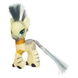 Эксклюзивная фигурка пони Зекора (светится в темноте), фото 1