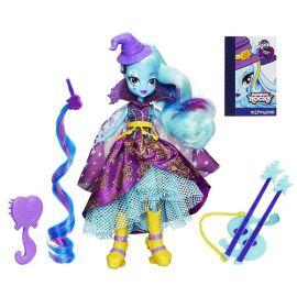 """Кукла Rainbow Rocks """"Девушки Эквестрии"""" - Супер-Модница Трикси, фото 1"""