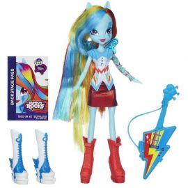 "Кукла ""Rainbow Rocks"" Девушки Эквестрии - Рэинбоу Дэш, фото 1"
