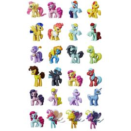 """Мини-фигурка пони в закрытой упаковке """"Пони и Бриз"""" 11 волна, фото 1"""