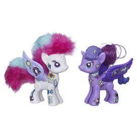 "Поп-конструктор My Little Pony ""Делюкс"" - Рарити и Принцесса Луна, фото 1"