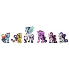 Коллекционный игровой набор Май Литл Пони - Ponymania, фото 1