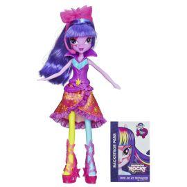 """Кукла Equestria Girls """"Rainbow Rocks Neon"""" - Твайлайт Спаркл, фото 1"""