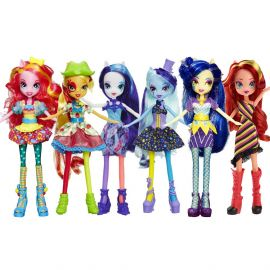 "Куклы-модницы Equestria Girls ""Rainbow Rocks Dress Up"", фото 1"