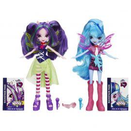 "Куклы Rainbow Rocks ""Девушки Эквестрии"" - Ария Блэйз и Соната Даск, фото 1"