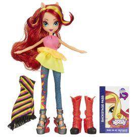 "Кукла-модница Equestria Girls ""Rainbow Rocks"" - Sunset Shimmer, фото 1"