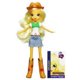 """Кукла """"Девушки Эквестрии"""" - Эпл Джек в шляпке, фото 1"""