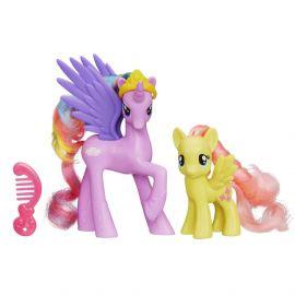 Набор My Little Pony - Принцесса Стерлинг и Флаттершай, фото 1