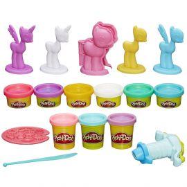 """Май Литл Пони """"Создай любимую пони"""" игровой набор с пластилином Play-Doh, фото 1"""