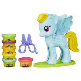 "Набор с пластилином Play-Doh ""Стильный салон Рэйнбоу Дэш"", фото 1"