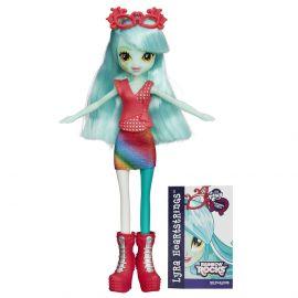 "Кукла ""Rainbow Rocks Neon"" Девушки Эквестрии - Лира Хартстрингс, фото 1"