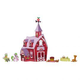 """Игровой набор My Little Pony """"Понивиль"""" - Яблочная ферма, фото 1"""