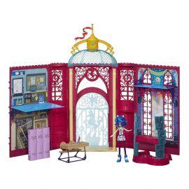 """""""Школа Кантерлот"""" игровой набор с куклой DJ Pon-3 """"Friendship Games"""", фото 1"""