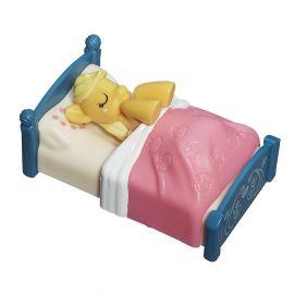 Фигурка пони Эплджек My Little Pony с кроваткой, фото 1