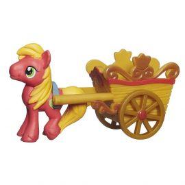 Фигурка пони My Little Pony - Биг Мак с тележкой, фото 1