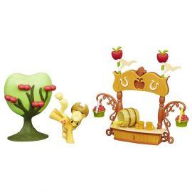 """Игровой набор My Little Pony """"Киоск с яблочным соком"""", фото 1"""