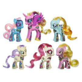 Коллекционный игровой набор Май Литл Пони - Ponymania Blossom, фото 1