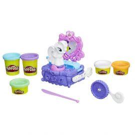 """Игровой набор с пластилином Play-Doh Май Литл Пони """"Туалетный столик Рарити"""", фото 1"""