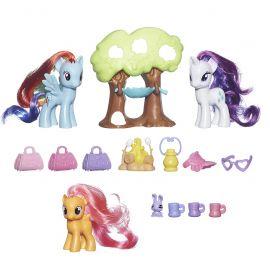 """Игровой набор My Little Pony """"Пикник"""" Cutie Mark Magic, фото 1"""