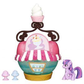 Коллекционный набор My Little Pony - Твайлайт Спаркл в кафе, фото 1