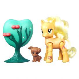 """Игровой набор Explore Equestria """"Эпплджек пони с подвижными ножками"""", фото 1"""