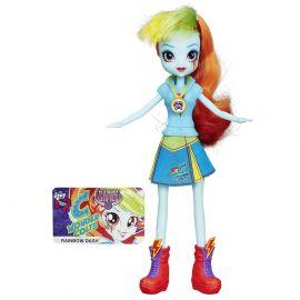 "Кукла ""School Spirit"" Девушки Эквестрии - Рэйнбоу Дэш, фото 1"