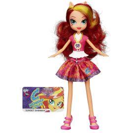 """Кукла """"School Spirit"""" Девушки Эквестрии - Сансет Шиммер, фото 1"""