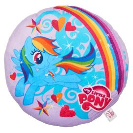 Круглая подушка My Little Pony - Рэйнбоу Дэш, фото 1