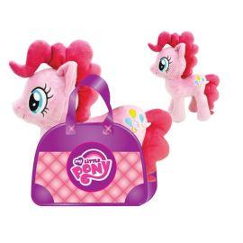 Мягкая игрушка пони My Little Pony Пинки Пай в сумочке, 20 см, фото 1