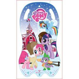 Ледянка-коврик My little Pony, 92 см., фото 1
