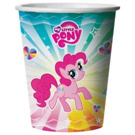 Пластиковые стаканчики My Little Pony, 6 шт., 130 мл, фото 1