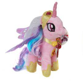 Мягкая игрушка пони Принцесса Каденс со звуком, 18 см, фото 1
