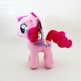 Мягкий брелок Пинки Пай, 12 см, фото 1