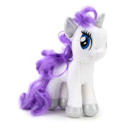 Мягкая игрушка пони Рарити со звуком, 18 см, фото 1