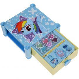 Набор косметики для лица и ногтей My Little Pony Радуга Дэш, фото 1